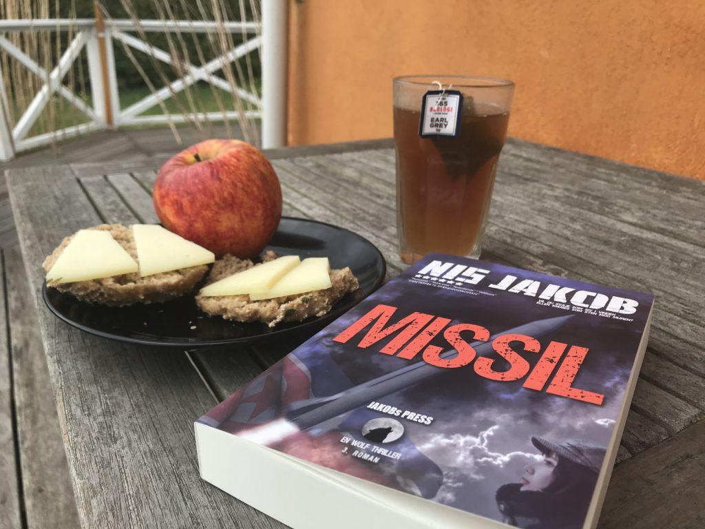 Missil, ny thriller af Nis jakob