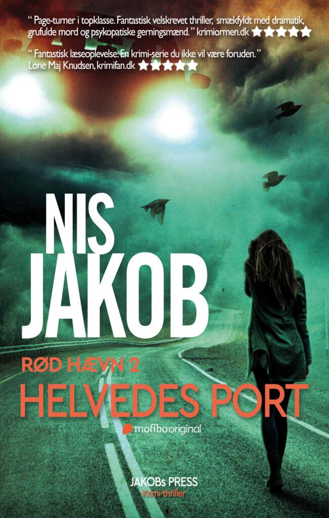 forside helvedes port af Nis Jakob